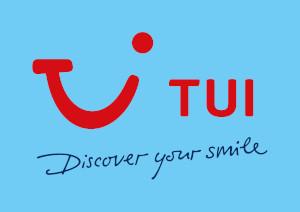 TUI - Discover your smile - Logo
