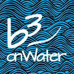 Logo b3 onWater